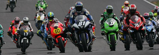 Post image of 全日本ロードレース選手権とは?