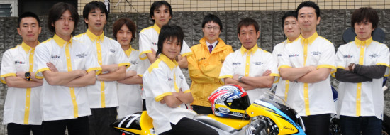 Post image of Team NORICK いよいよ発進!