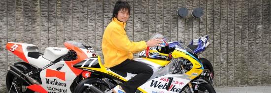 Post image of 2010年「Webike Team Norick YAMAHA」体制発表会