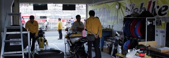 Post image of 全日本ロードレース第7戦 in 岡山 レースレポート