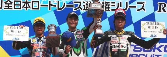 Post image of 全日本ロードレース 第3戦 in 筑波 レースレポート